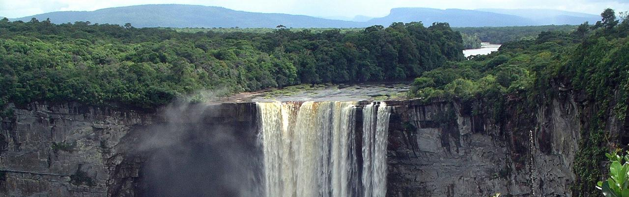 Kaieteur Falls, Guyana, Guyana Nature Tour, Guyana Birding Tour, Guyana Wildlife Tour; Naturalist Journeys
