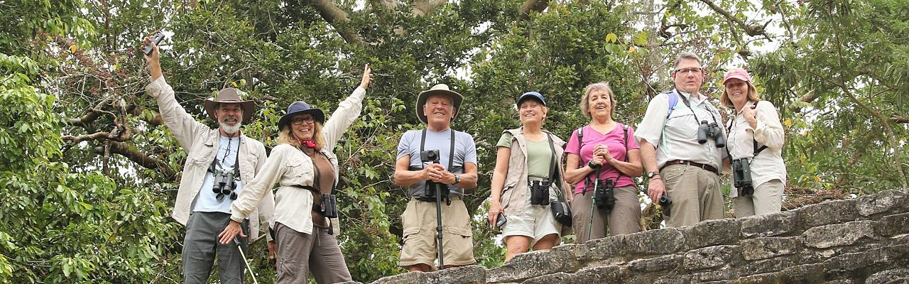 Belize Birding Tour, Belize Nature Tour, Winter Belize Tour, Naturalist Journeys