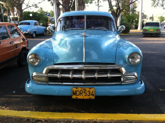 Antique Car, Cuba, Naturalist Journeys