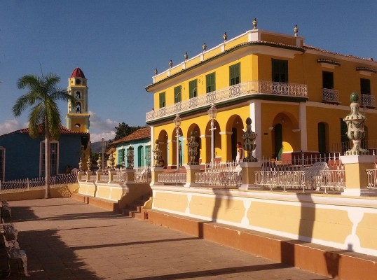 Trinidad, Cuba, Naturalist Journeys
