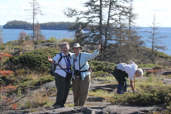 Hiking Isle Royal, Isle Royale, Northwoods Nature Tour, Michigan Nature Tour, Naturalist Journeys