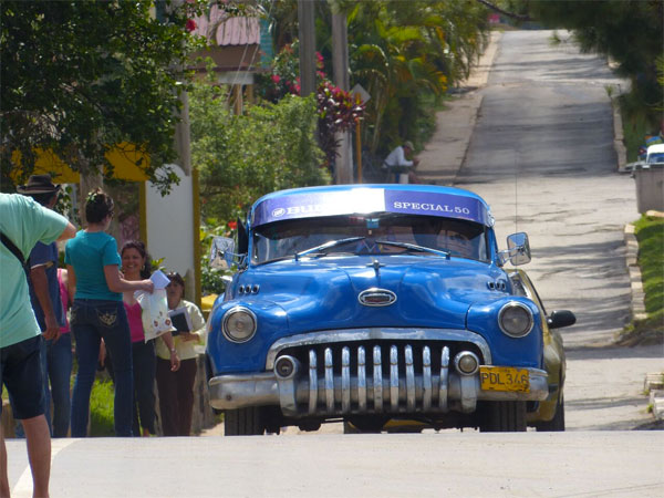 Antique Car, Cuba, Naturalist Journeys, Cuba Birding Tour, Cuba Nature Tour