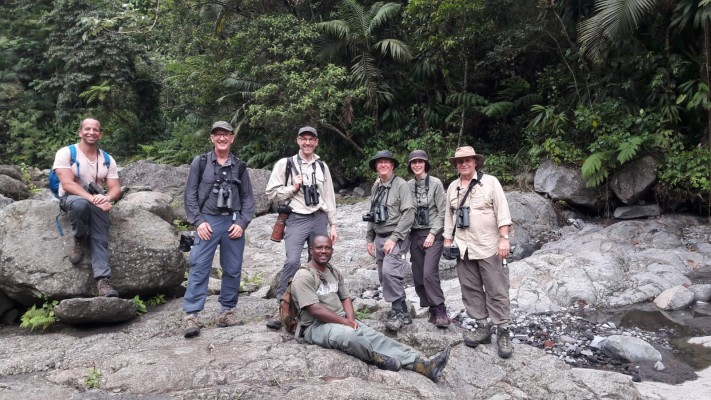 Birding group, Lesser Antilles Birding Tour, Naturalist Journeys, Lesser Antilles Endemics, Lesser Antilles Wildlife, Caribbean Birding